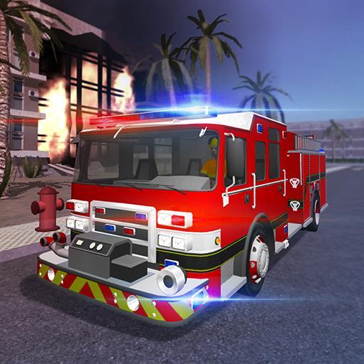 Fire Engine Simulator 1.4.8 Apk Pro Mod latest