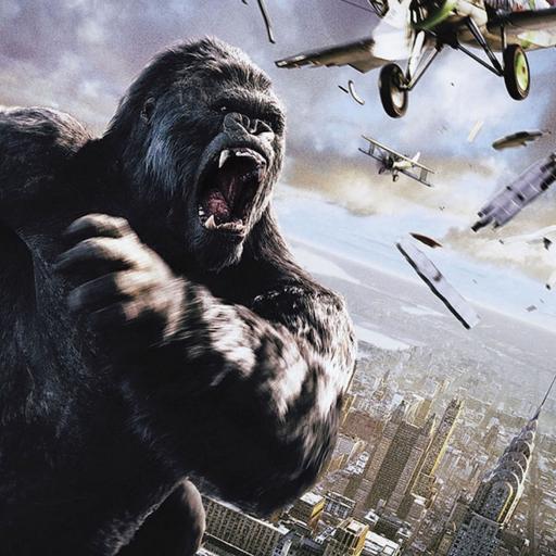 Godzilla Games: King Kong Games 1.2 Apk Mod (unlimited money) Download latest