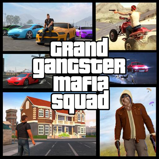 Grand Mafia City Gangster Squad Theft 2.3 Apk Pro Mod latest