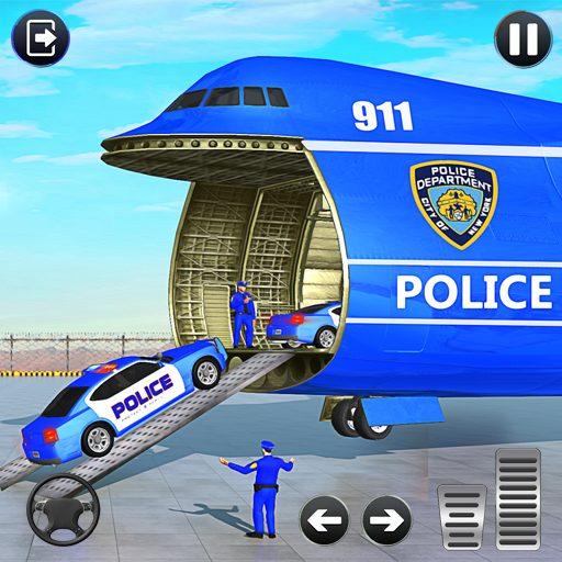 Grand Police Cargo Transport Truck:Car Parking Sim 1.0.2 Apk Pro Mod latest