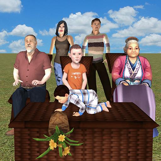 Happy Family Virtual Adventure 2.4 Apk Mod (unlimited money) Download latest