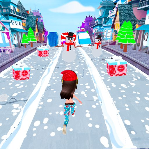 Happy Holiday Runner 3D 1.4 Apk Mod (unlimited money) Download latest
