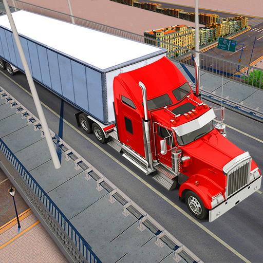 Heavy Truck Simulator USA: Euro Truck Driving 2021 1.6.2 Apk Pro Mod latest