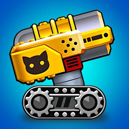 Idle Cat Cannon 2.3.15 Apk Mod (unlimited money) Download latest