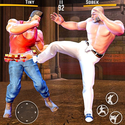 Kung fu fight karate Games: PvP GYM fighting Games 1.0.39 Apk Mod (unlimited money) Download latest