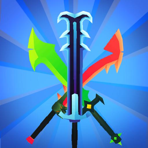 Merge Sword – Idle Blacksmith Master 1.5.3 Apk Pro Mod latest