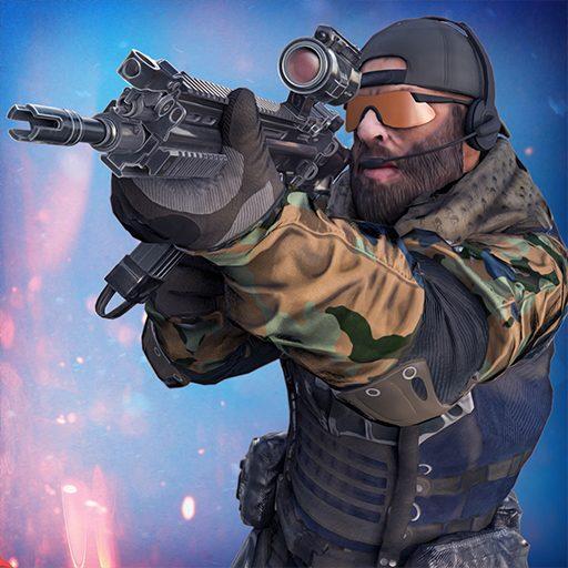 Modern Battlefield Mission II: Shooting Games 2021 1.4.2 Apk Mod (unlimited money) Download latest