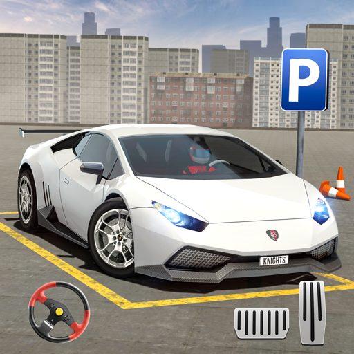 Modern Car Parking 3D & Driving Games – Car Games 3.98 Apk Pro Mod latest