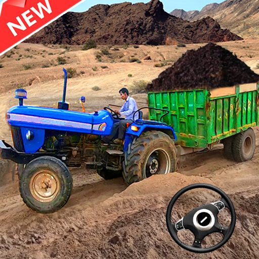 New Tractor trolley Farming Cargo Driver 3D 1.0.5 Apk Mod (unlimited money) Download latest