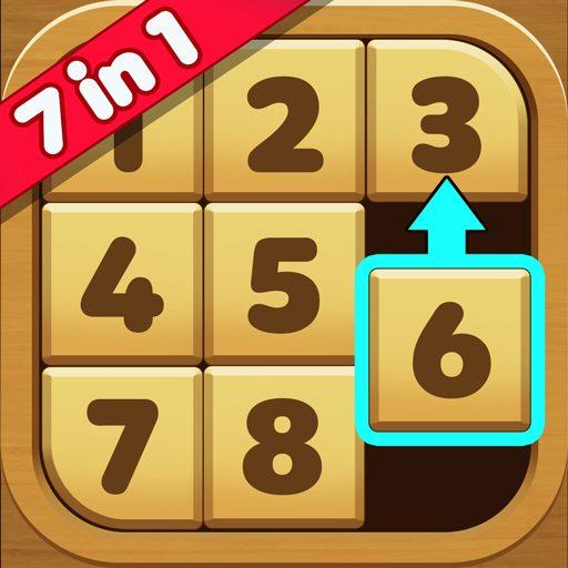 Number Puzzle – Classic Number Games – Num Riddle 2.4 Apk Mod (unlimited money) Download latest