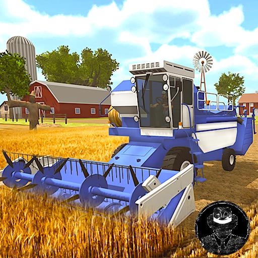 Organic Tractor Farming SIM: Mega Harvesting 3.0.3 Apk Pro Mod latest