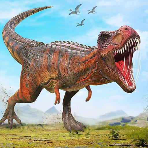 Real Dinosaur Simulator Games – Dino Attack 3D 3.1 Apk Pro Mod latest