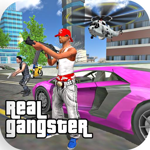 Real Gangster Simulator Grand City 1.1 Apk Pro Mod latest