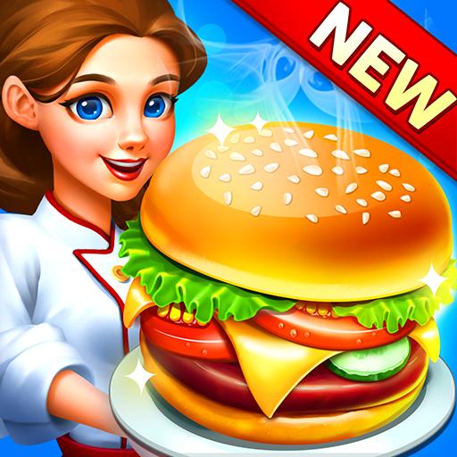 Restaurant Cooking: Crazy Chef & Home Design 1.2.8 Apk Mod (unlimited money) Download latest