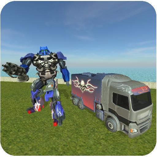 Robot Truck 1.5 Apk Pro Mod latest