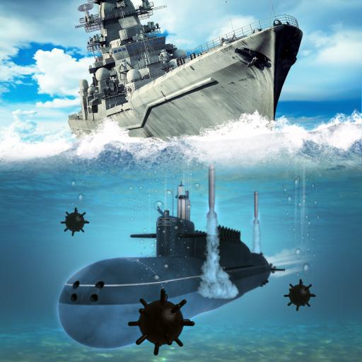 Sea Battle Submarine Warfare 3.4.1 Apk Mod (unlimited money) Download latest