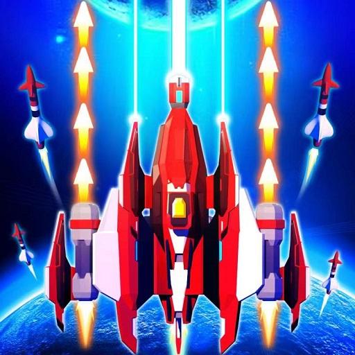 Space Phoenix Shoot'em up 1.0.17 Apk Mod (unlimited money) Download latest
