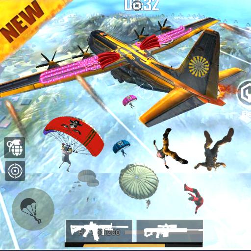 Squad Survival freefire Game Battleground Shooter 1.6 Apk Mod (unlimited money) Download latest