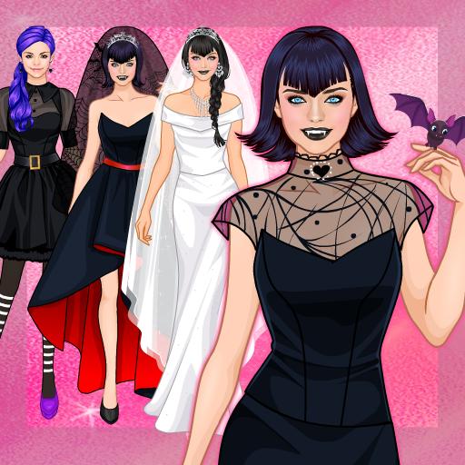 Sweet Vampire Wedding dress up 0.1 Apk Mod (unlimited money) Download latest