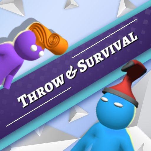 Throw & Survival 1.0.5 Apk Mod (unlimited money) Download latest