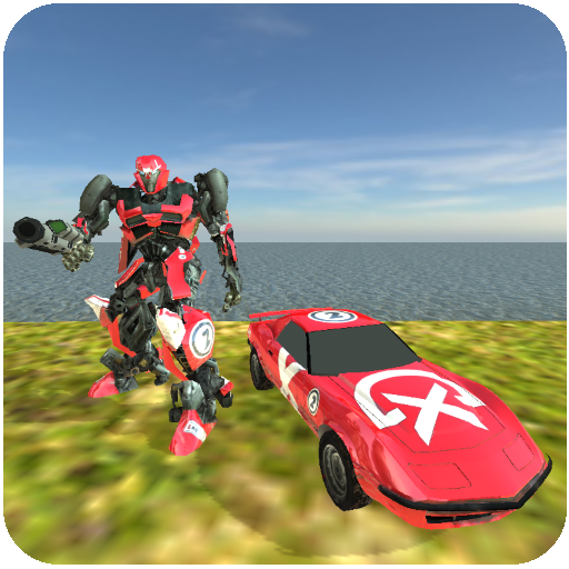 Top Car Robot 2.3 Apk Mod (unlimited money) Download latest