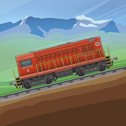 Train Simulator Railroad Game  0.2.05 Apk Mod (unlimited money) Download latest