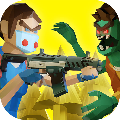 Two Guys & Zombies 3D: Online game with friends 0.30 Apk Mod (unlimited money) Download latest