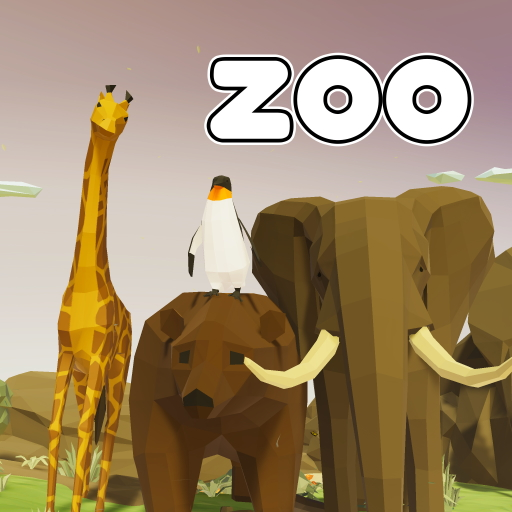 VR Zoo Wild Animals in Virtual Reality Polygon 1.23 Apk Mod (unlimited money) Download latest