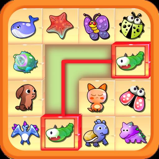 Connect Animal Puzzle 2021 – Pair Matching Animals 3.8.5 Apk Pro Mod latest