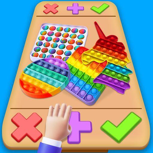Fidget Cubes 3D Toys – Antistress & anti anxiety 1.3 Apk Pro Mod latest
