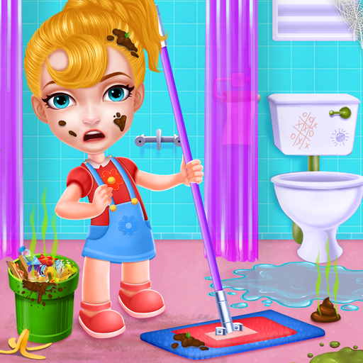 Keep Your House Clean – Girls Home Cleanup Game 1.2.61 Apk Mod (unlimited money) Download latest