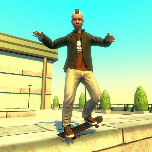 Street Lines: Skateboard 1.15 Apk Pro Mod latest