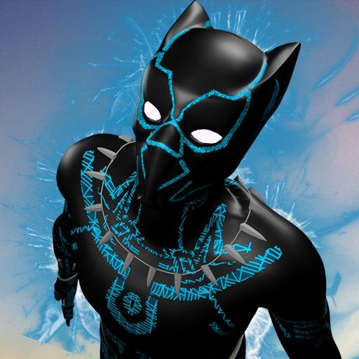 Super Black Hero Rope 3.4 Apk Mod (unlimited money) Download latest