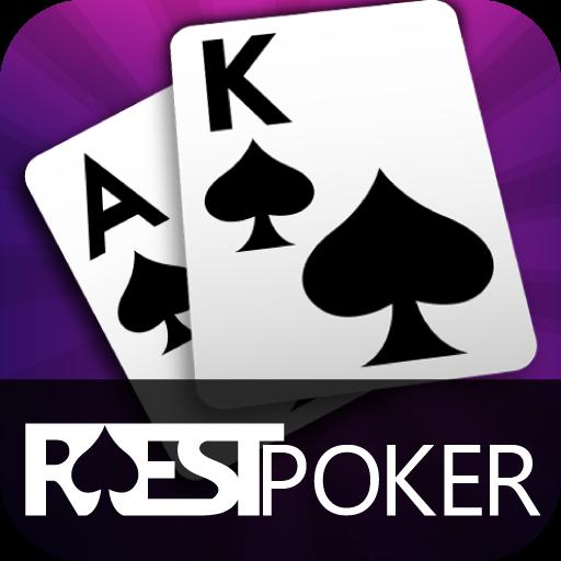 Rest Poker – Texas Holdem 3.004 Apk Pro Mod latest