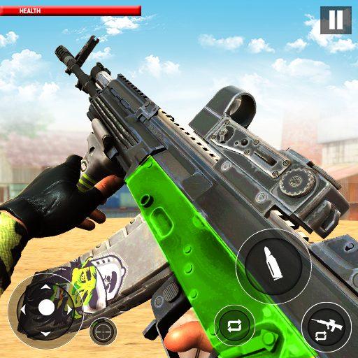 Critical action war strike: FPS Gun shooting ops 1.0.1 Apk Mod (unlimited money) Download latest